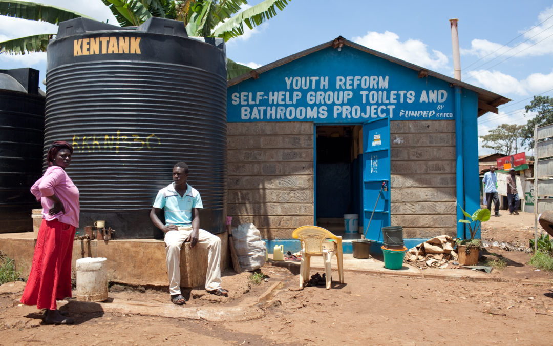 Kibera Then and Now – Youth Employment in the Slums
