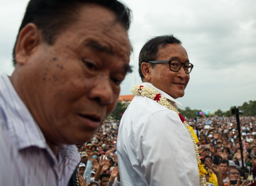Sam Rainsy Returns