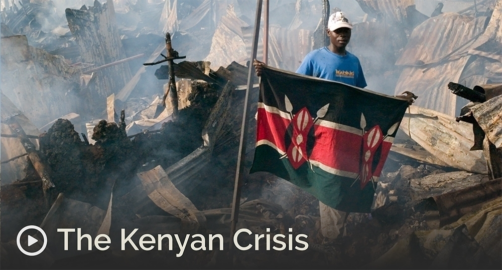 Kenyan Crisis Video